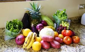 Costa Rican Groceries