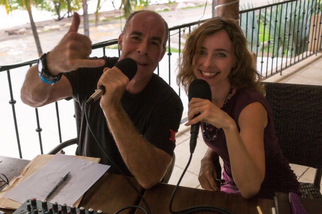 Nadine Hays Pisani Radio Interview