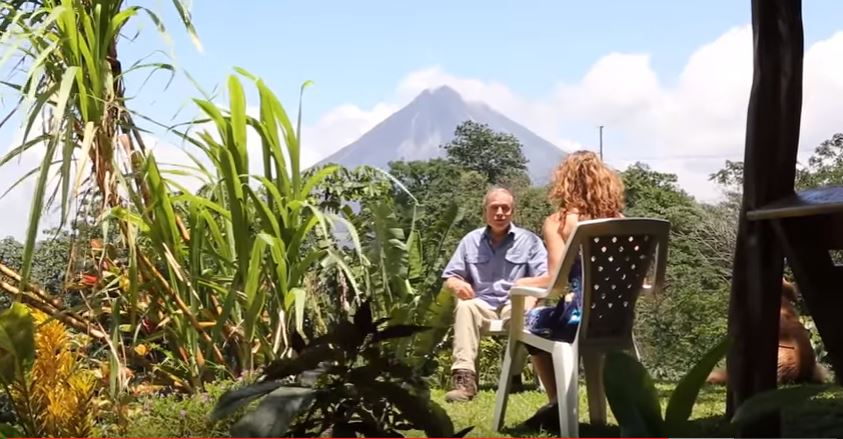 Costa Rica Butterfly Conservatory Video: The Interview