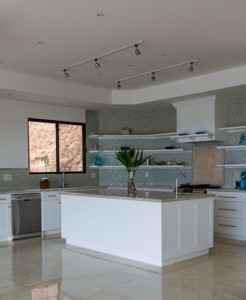 The Happier House Kitchen