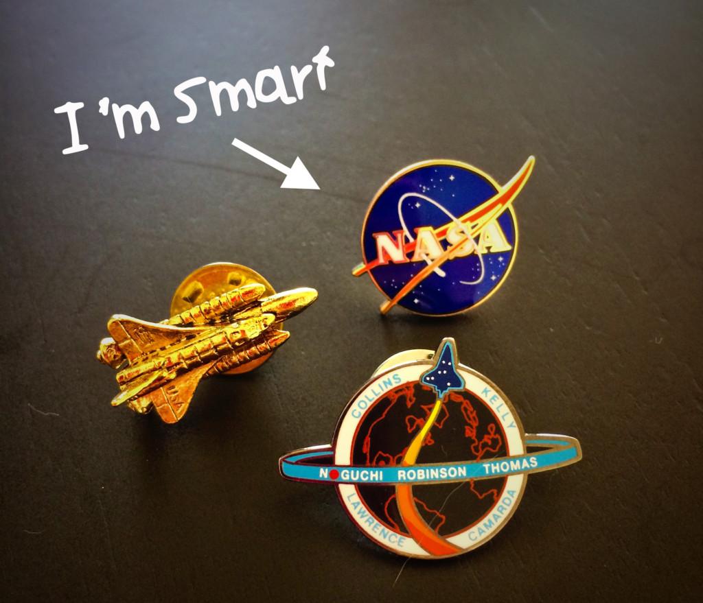 NASA Swag