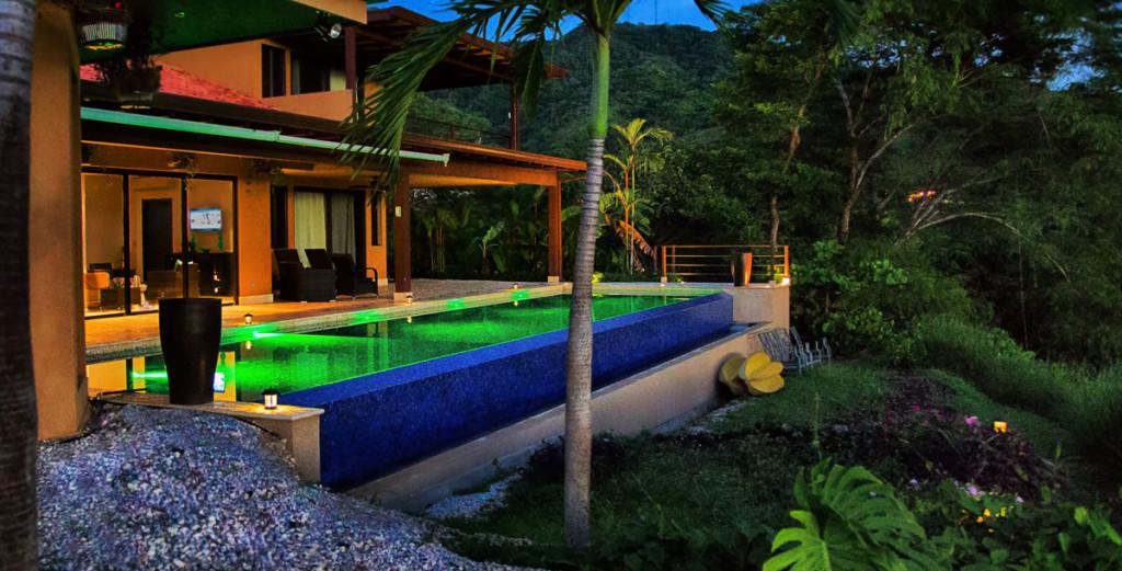 Happier House Backyard